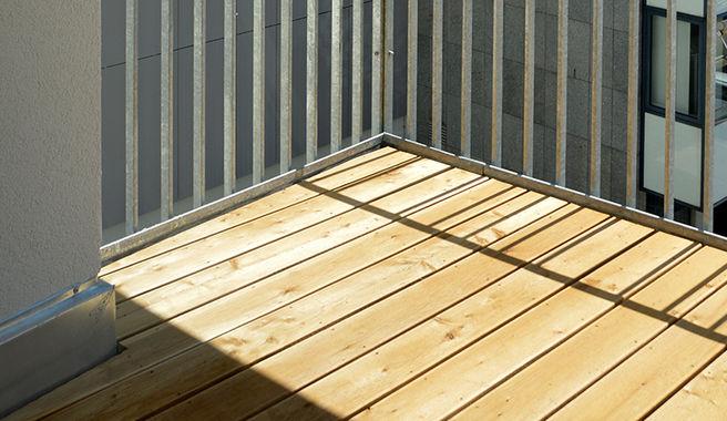 hardhouten vlonder aanleggen balkon | exclusieve dakterrassen